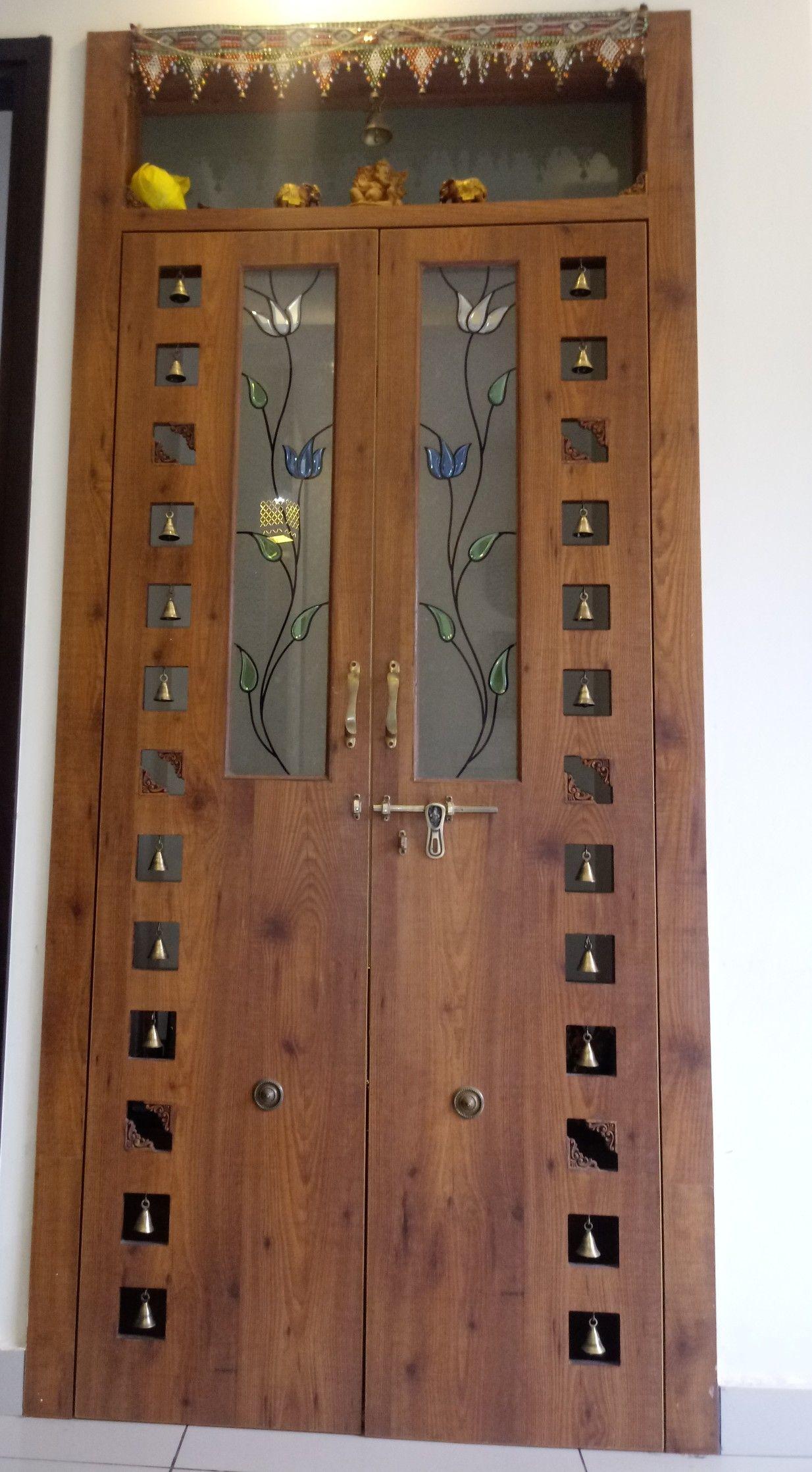 Puja Room Door Design Room Door Design Pooja Room Door Design Door Design Modern Home simple pooja room door designs