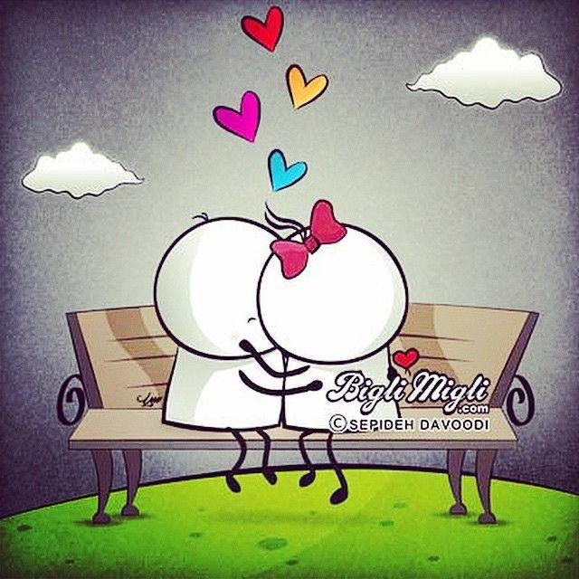 Bigli Migli Google претрага Cartoons Love Love Stickers