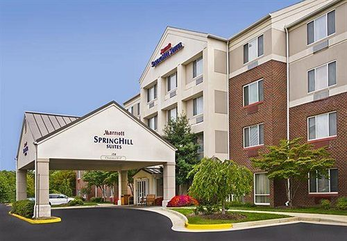 SpringHill Suites by Marriott Herndon Reston $79/night