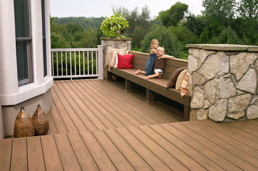 Tongue And Groove Composite Decking Timbertech Has All Types Of Tools To Help Design Your Azek Decking Decking Options Timbertech
