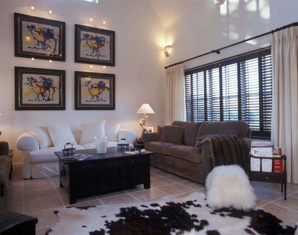 Wunderschöne Wohnzimmer Jalousien Wohnzimmer deko Pinterest