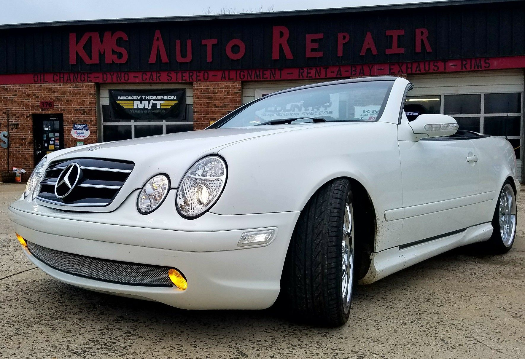 Pin On Mercedes Benz Clk430 Kms
