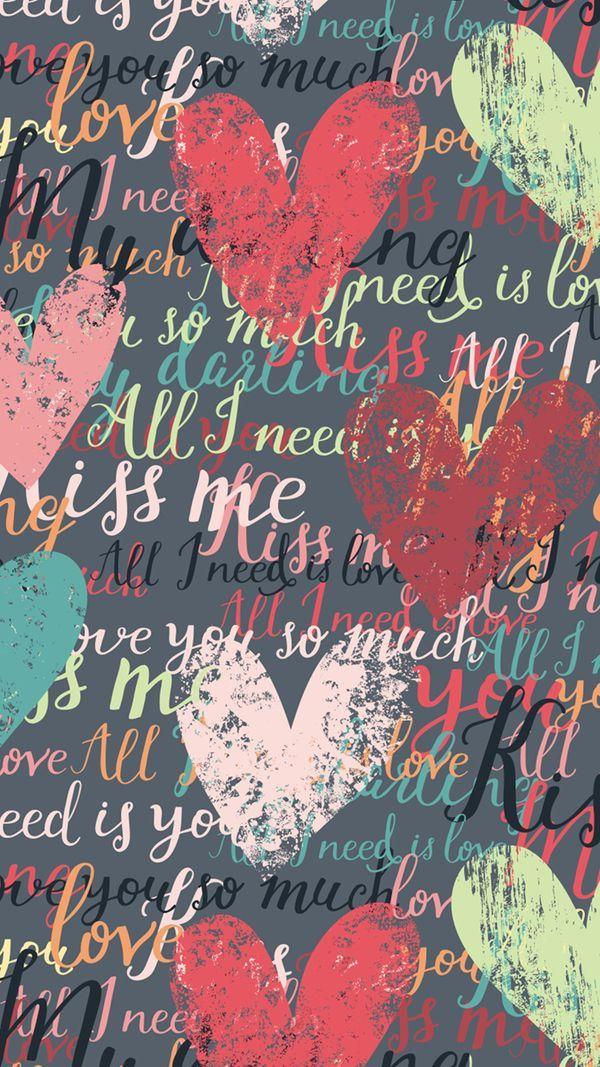 iPhone Wallpaper Valentine's Day tjn Valentines