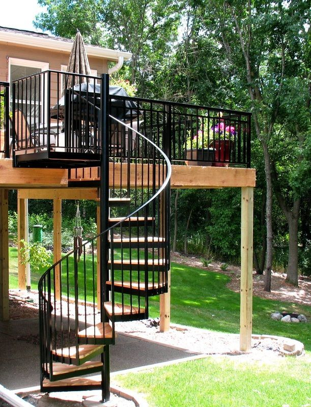 Best 20 Best Outdoor Spiral Staircase Modern And Contemporary 640 x 480