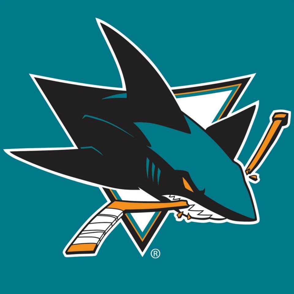 Sharks Logo San Jose Sharks Shark Shark Logo