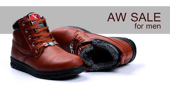 b4998771c Большая распродажа зимней мужской обуви в интернет-магазине Clasno  #modnakraina
