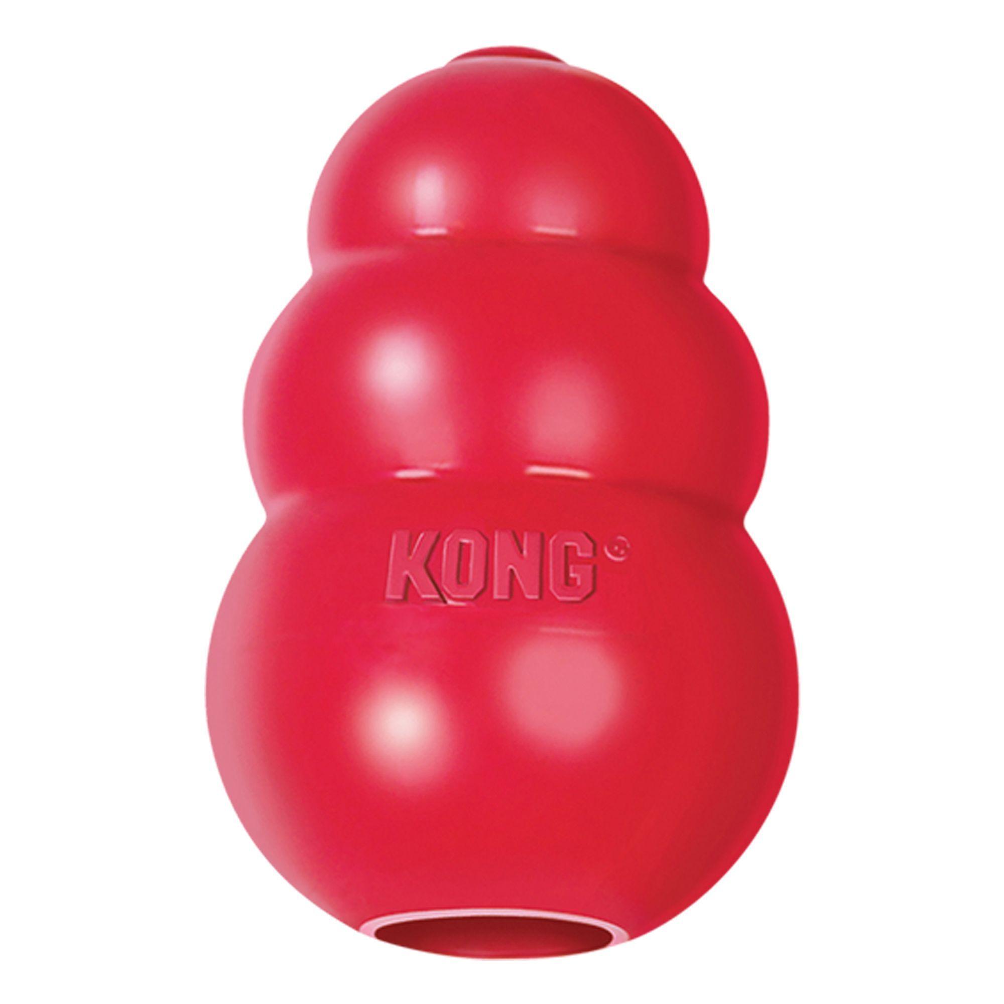 Kong Classic Dog Toy Treat Dispensing Kong Dog Toys Kong