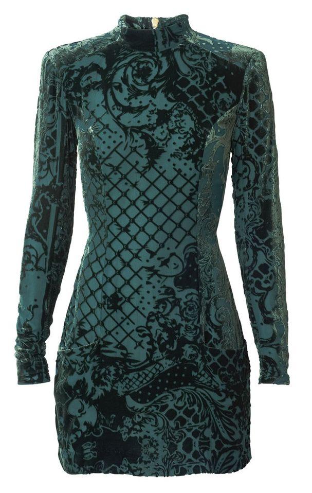 Magazine Vanity Fair France Mode Vetements De Createur Robe Balmain