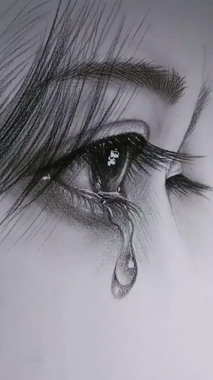 Tear Drawing
