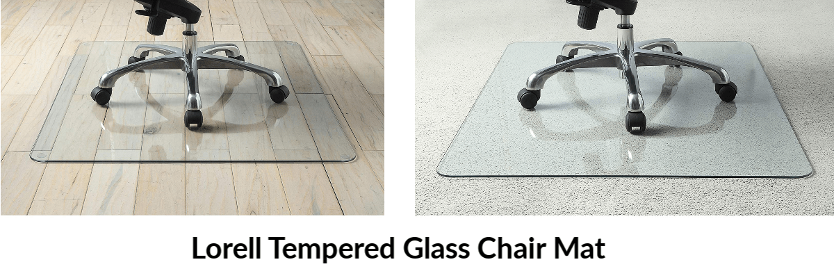 Best Chair Mat For Heavy Person Up To 1000lbs Design Big In 2020 Chair Mats Cool Chairs Glass Chair