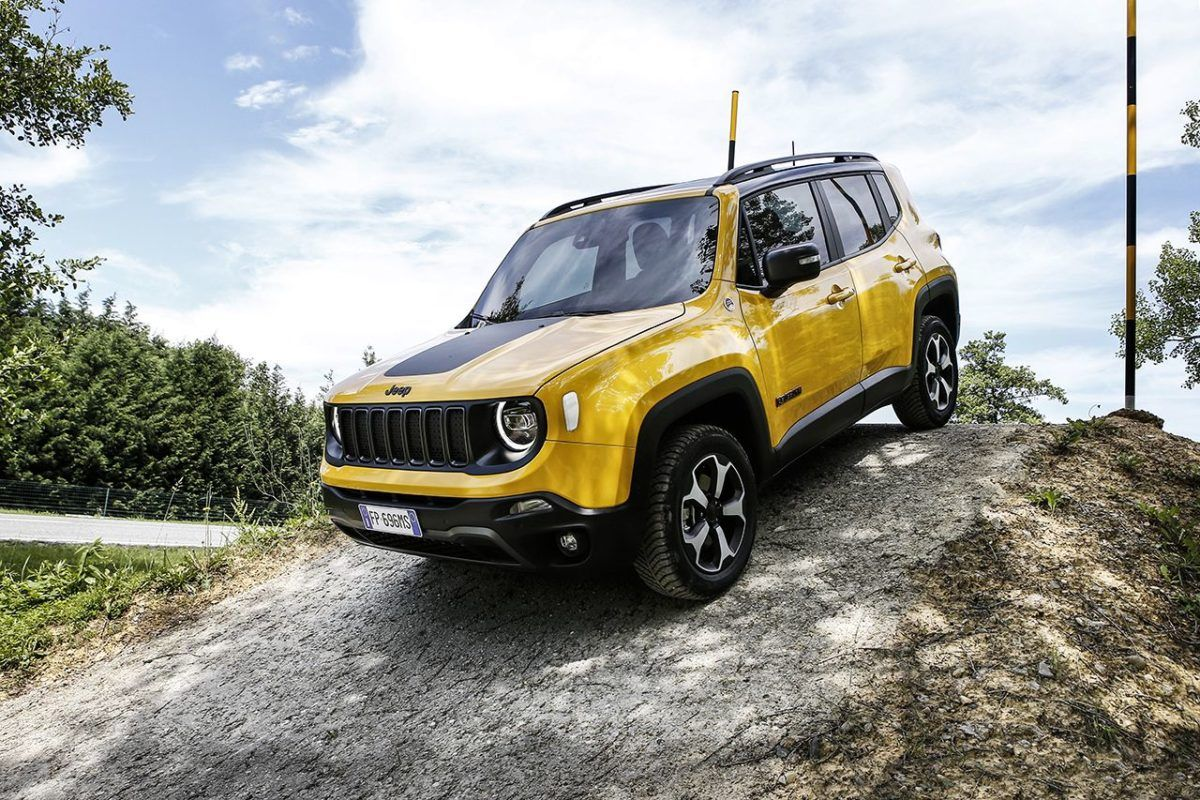 2019 Jeep Renegade Available In Europe From September Jeep