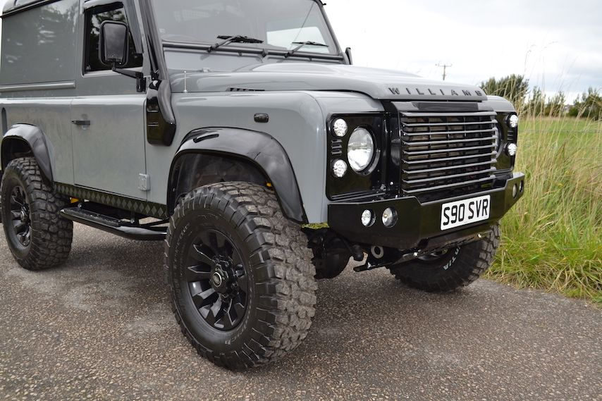 LAND ROVER DEFENDER 90 NYLON WINTER CAR TOP COVER