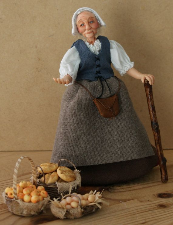 Agnes Tudor market trader