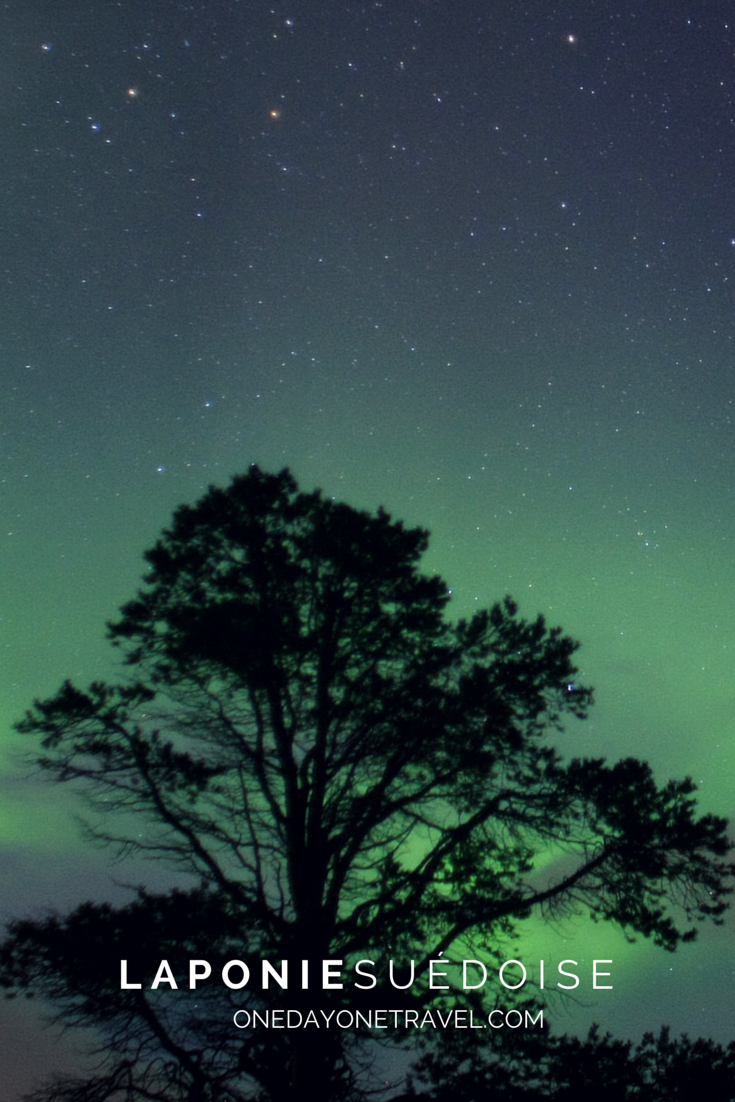 Abisko is really the best place to see northernlights