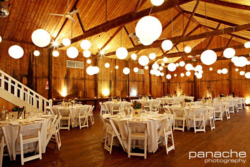 Glen Ewin Estate Vintage Country Beautiful Wedding Reception