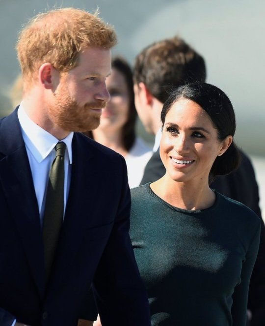 July 10, 2018: Prince Harry And His Wife Meghan Markle