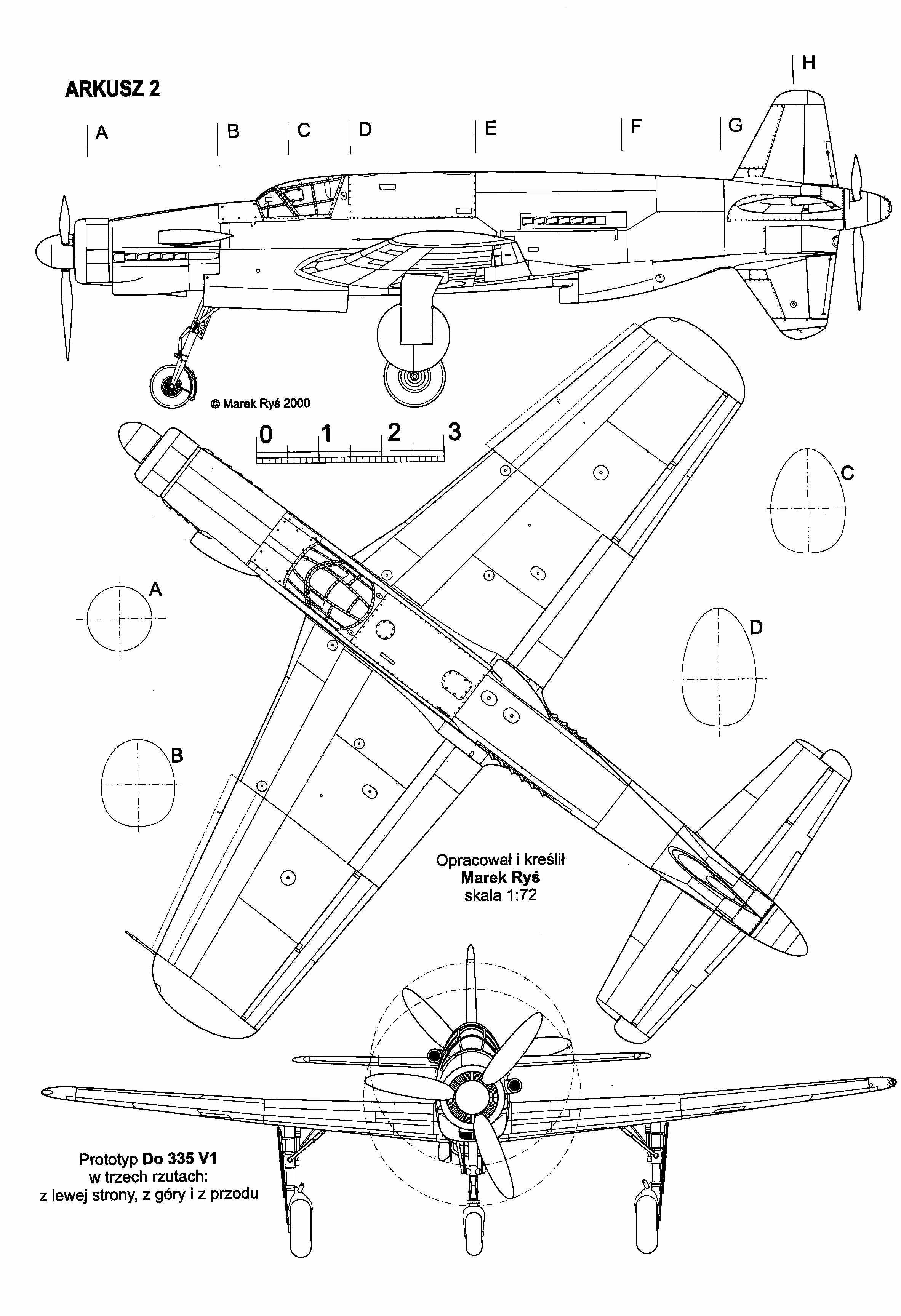 Pin on Aircraft 3 Views