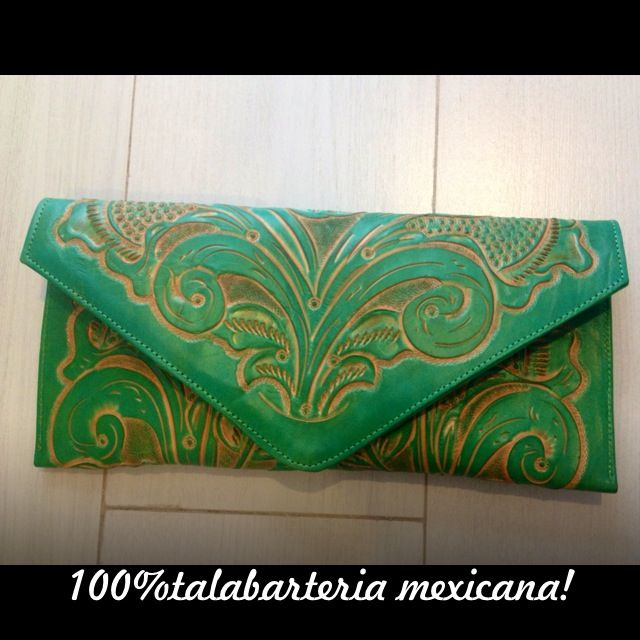 Leather+hAndmade+mexican