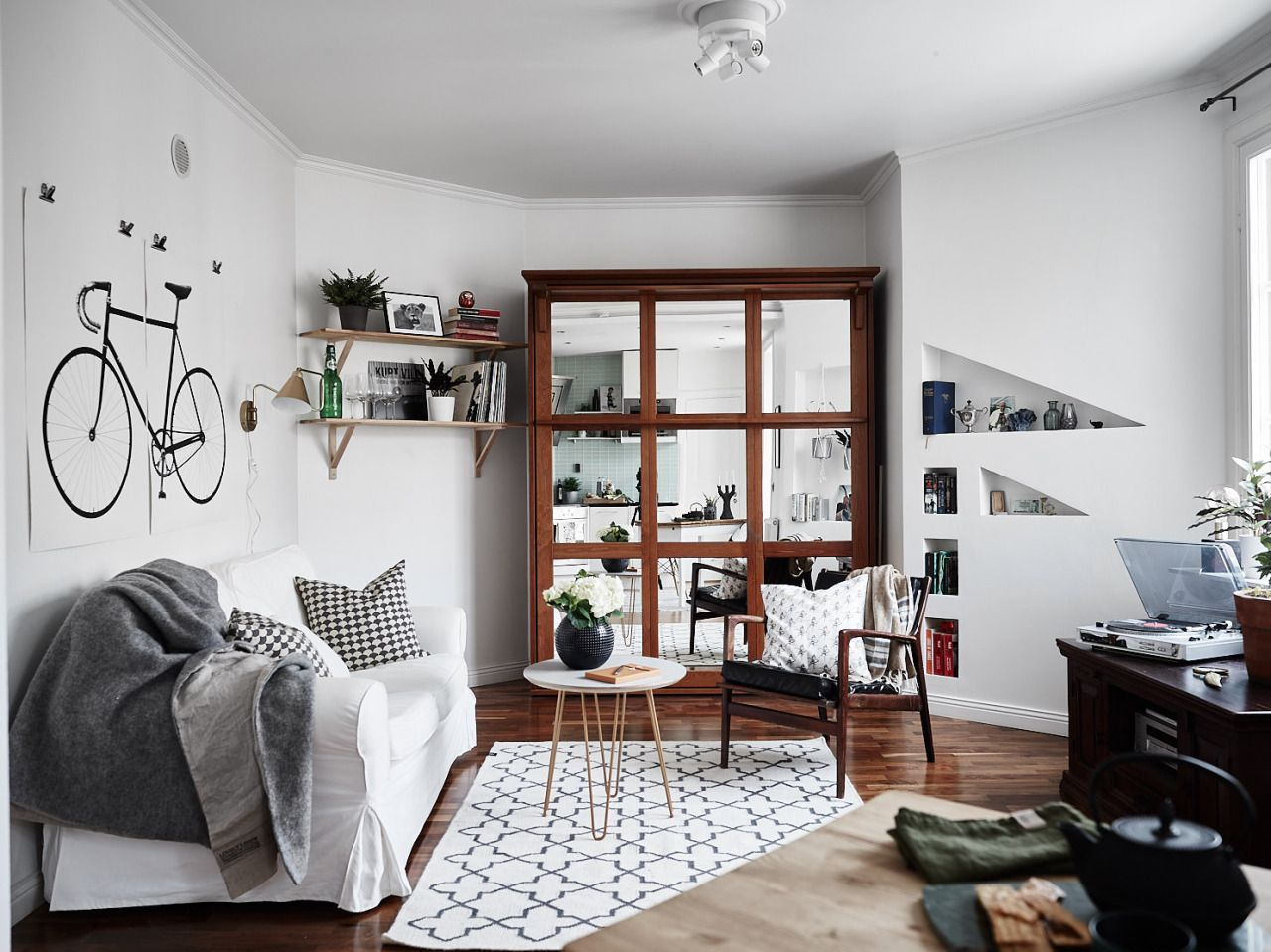 Studio apartment Follow Gravity Home Blog Instagram