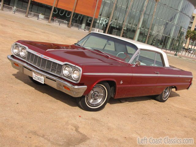 1964 Chevrolet Impala SS | Cars And Such | Pinterest | Chevrolet, Ss