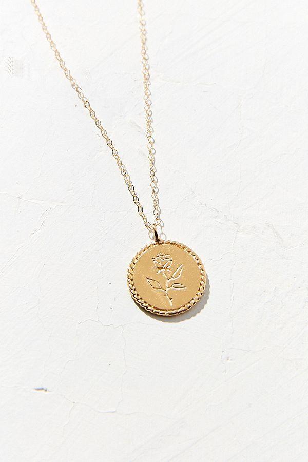 Wolf Circus Isla Necklace in Metallic Gold 2xcTrwrrQ