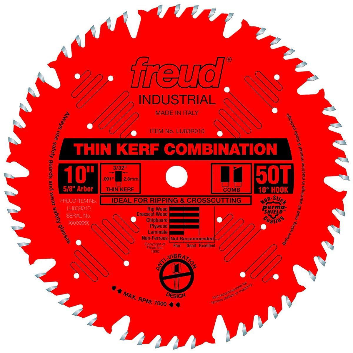 The Top 5 Blades You Need For Your Table Saw Table Saw Blades Table Saw Best Table Saw