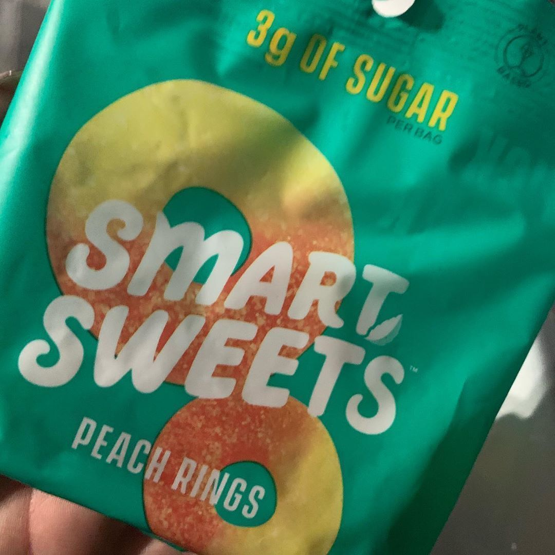 Found these goodies at Whole Foods today!! I pretty much went crazy on keto treats yesterday (shark week) but had to grab these! These were my favorite candy as a kid. They were a little more chewy like Swedish fish but flavor was on point for sure!! #smartsweets #peachrings #sharkweekfood Found these goodies at Whole Foods today!! I pretty much went crazy on keto treats yesterday (shark week) but had to grab these! These were my favorite candy as a kid. They were a little more chewy like Swedis #sharkweekfood