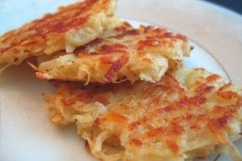 """Latke Recipe: Wine Match The word """"latke"""" means """"patch"""": the potato pancakes are usually shallow-fried grated potato, flour and egg, and seasoning, and may be garnished with a savoury topping such as sour cream or a sweet one, such as apple sauce.  http://www.nataliemaclean.com/blog/latke-recipe-holiday-wine-match/"""