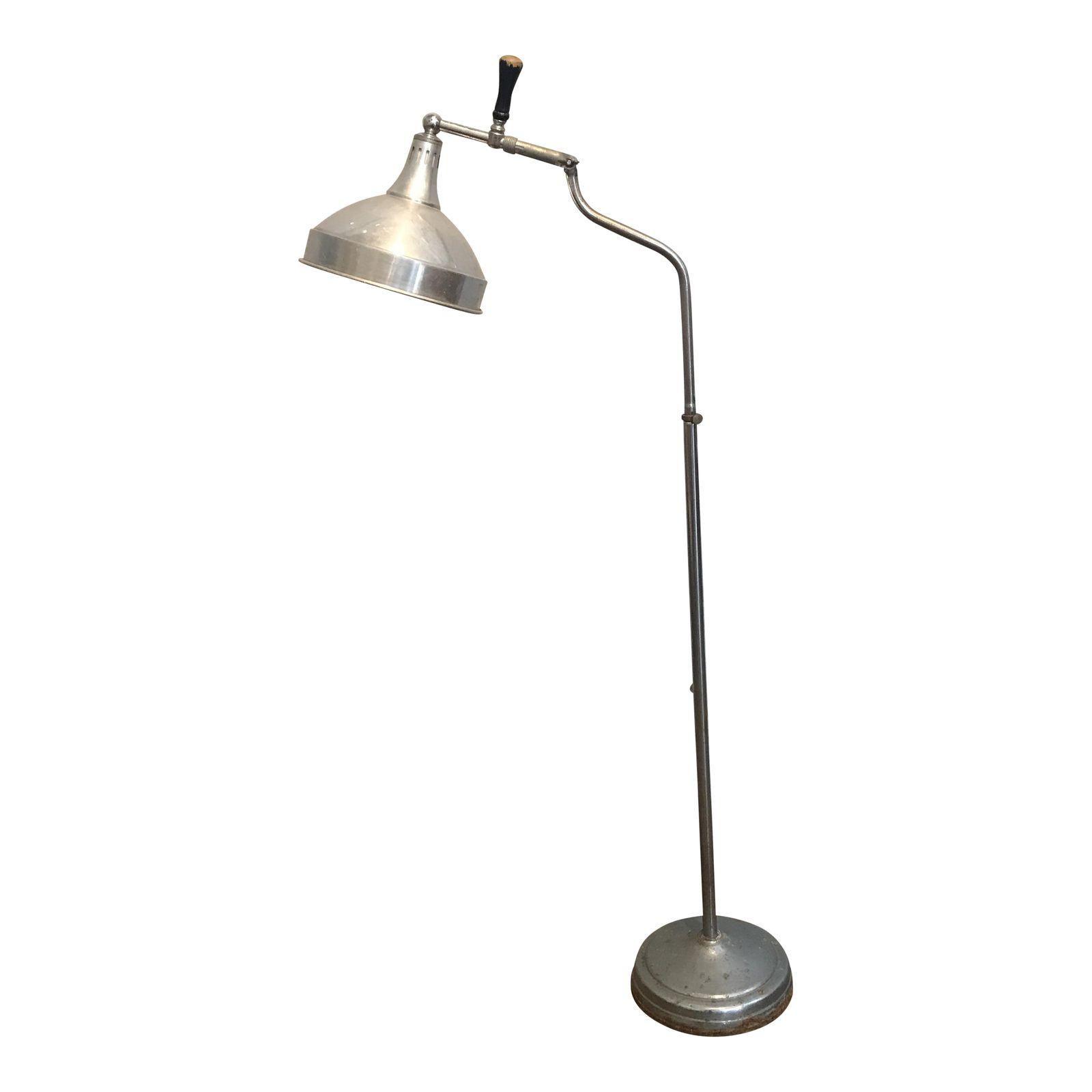 Vintage Industrial Floor Lamp Image 1 Of 6 Floor Lamp Lamp Industrial Floor Lamps