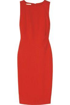 Red dresses: Antonio Berardi