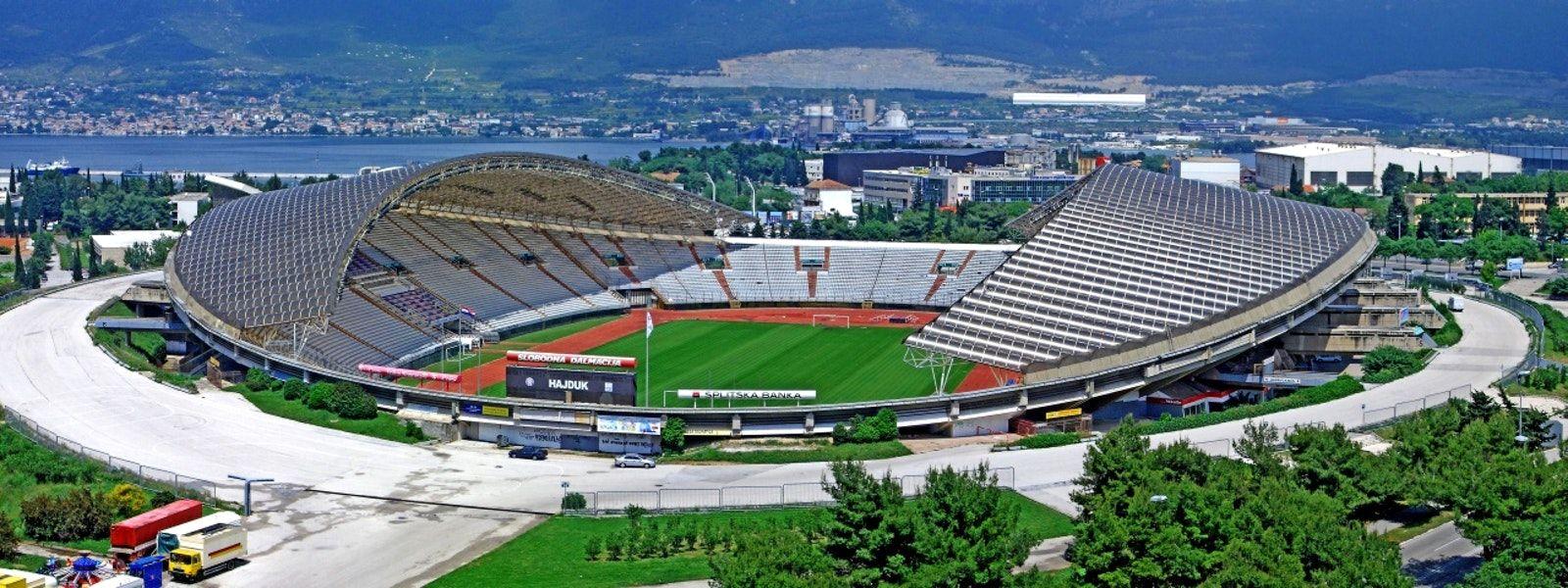 Visit Stadion Poljud Split World Cup Countries Football Stadiums Stadium