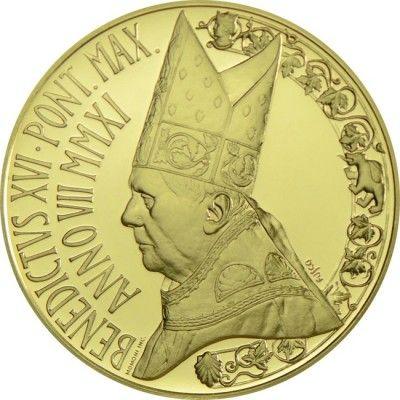 100 Euro Gold Die Stanzen des Raffael PP