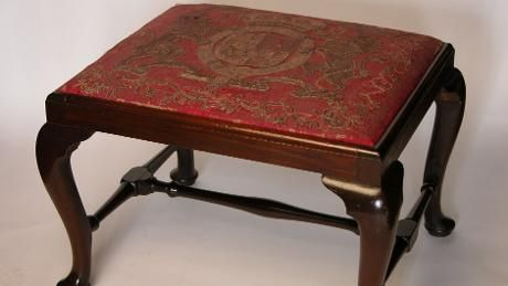 Knole Has An Unparalleled Collection Of Royal Stuart Furniture