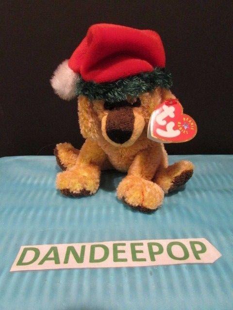 581d48e4fa8 TY Retired Beanie Baby Jinglepup 2000 Rare With Tags Ty  Ty  Beanie   jinglepup  retired  rare  beaniebaby  dog  dandeepop Find me at  dandeepop.com