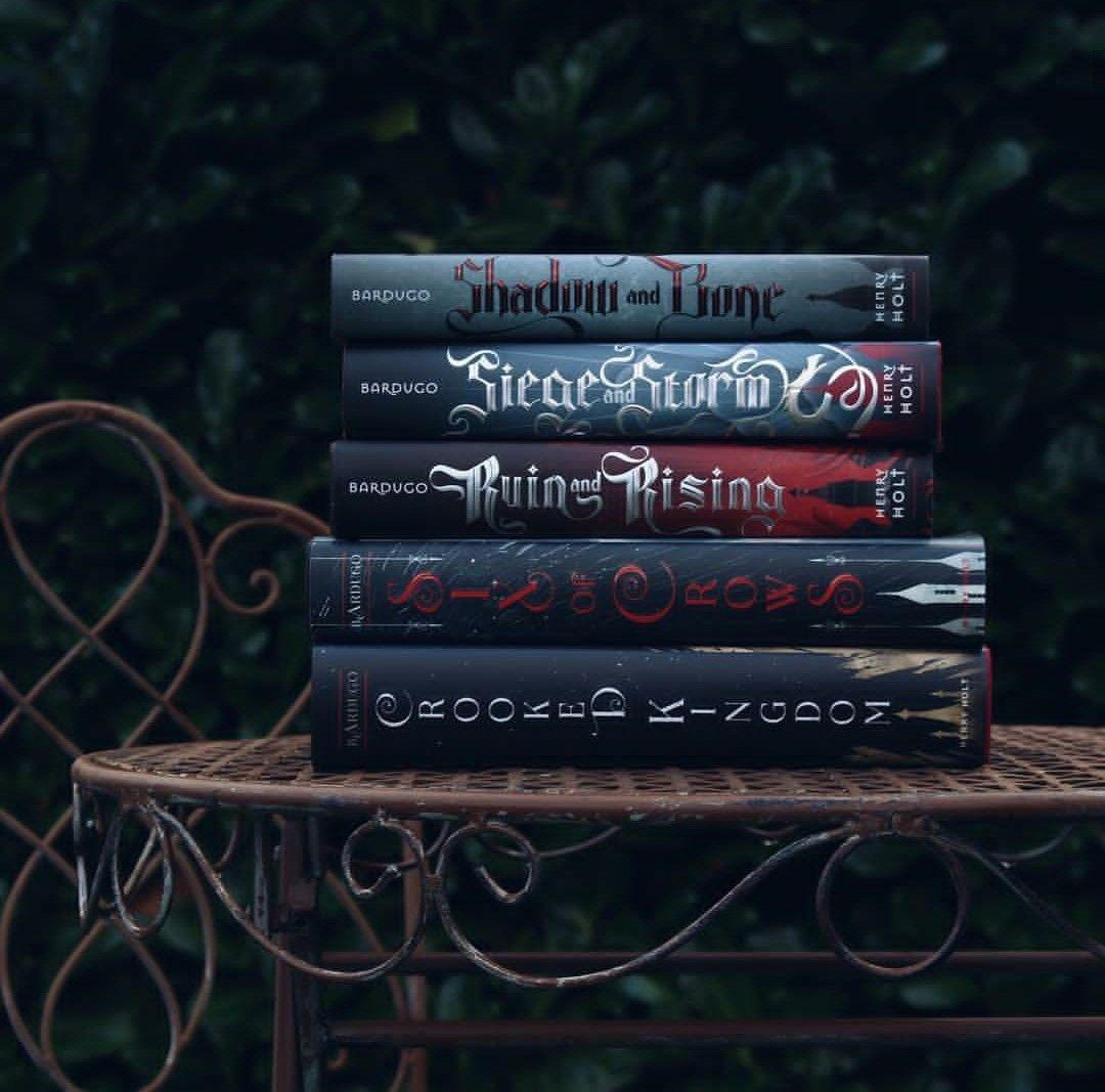 Resultado de imagen para Leigh Bardugo bookstagram