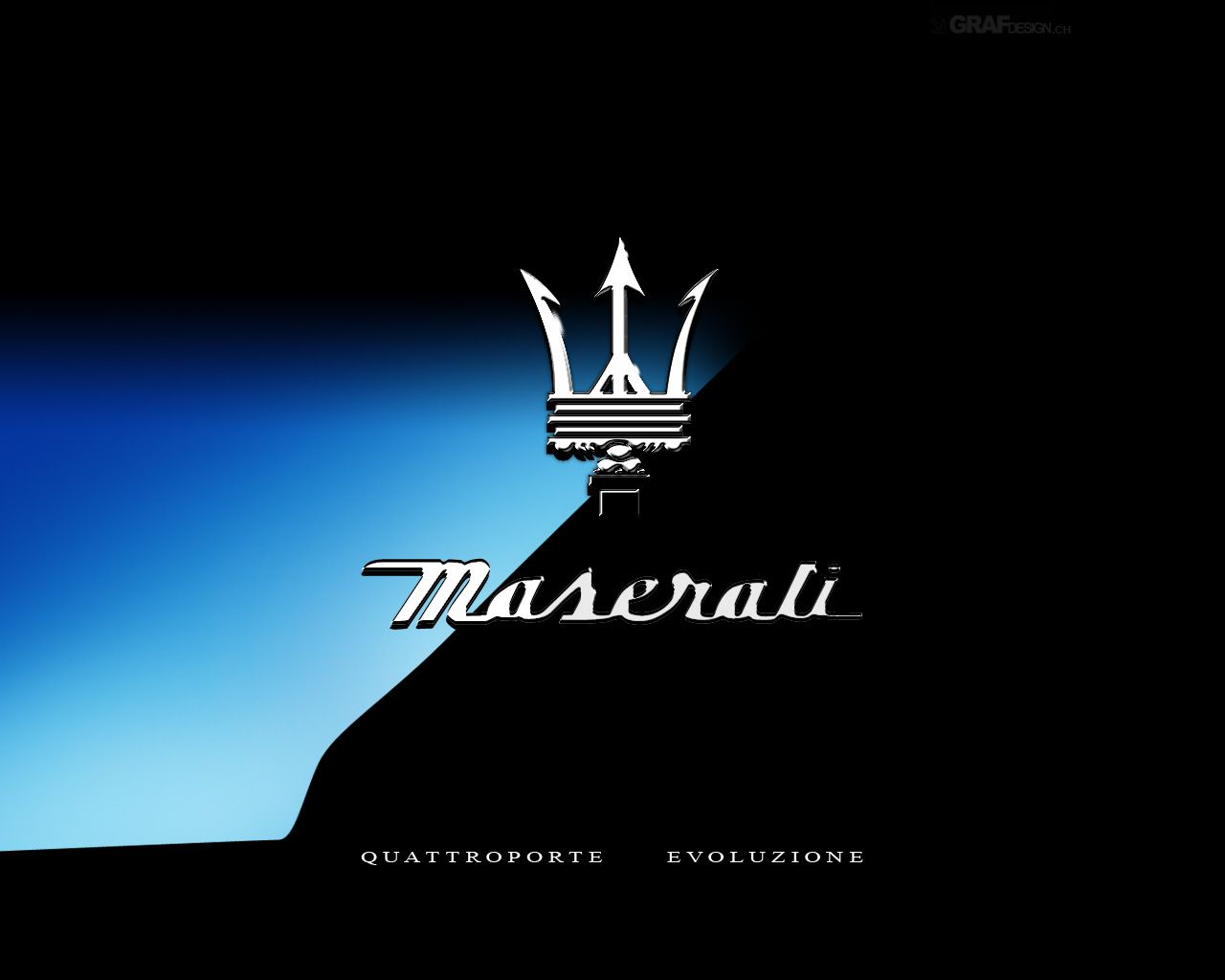 Maserati Badge | Decent modes of Transport. | Pinterest ...