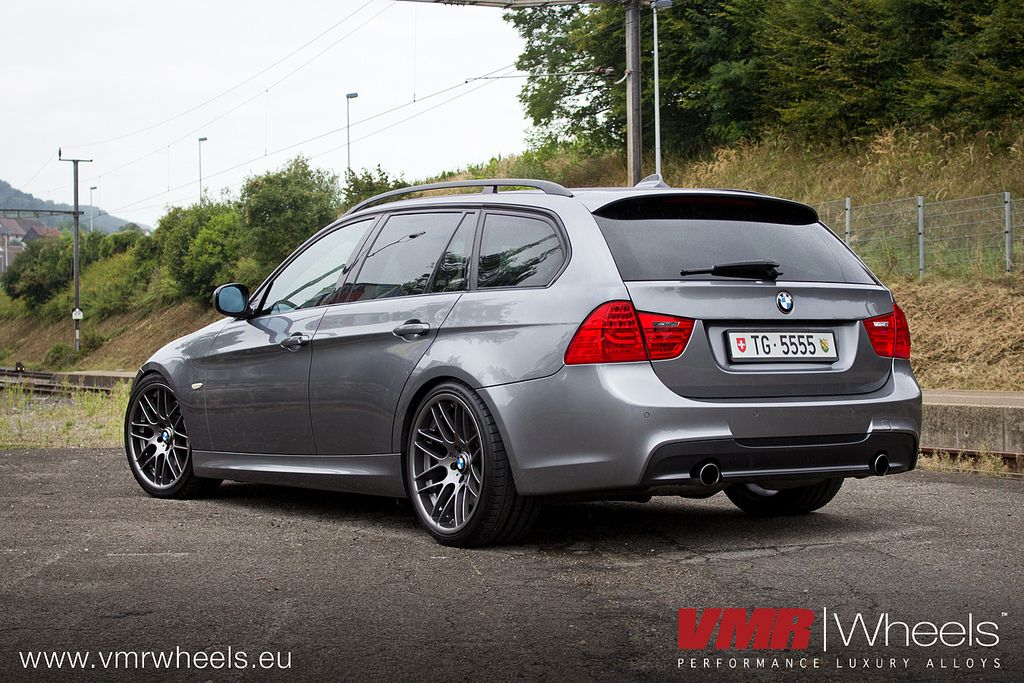 E91 Vmr V703 With Images Bmw 320d Touring Bmw Touring