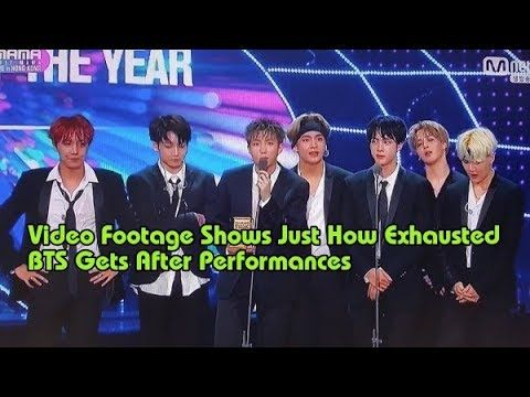 News Kpop - BTS' Every Single Member Looked Extremely