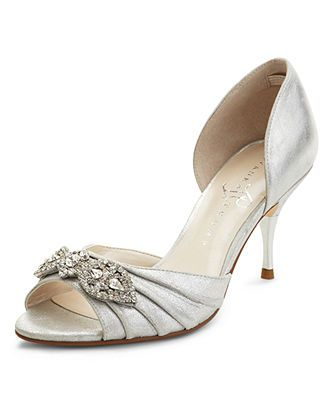 Ivanka Trump Shoes, Nanci Evening Pumps - All Women's Shoes - Shoes - Macy's