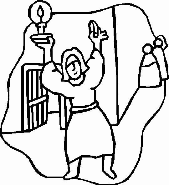 Parable Of The Lost Coin Coloring Page Unique Kidz Under