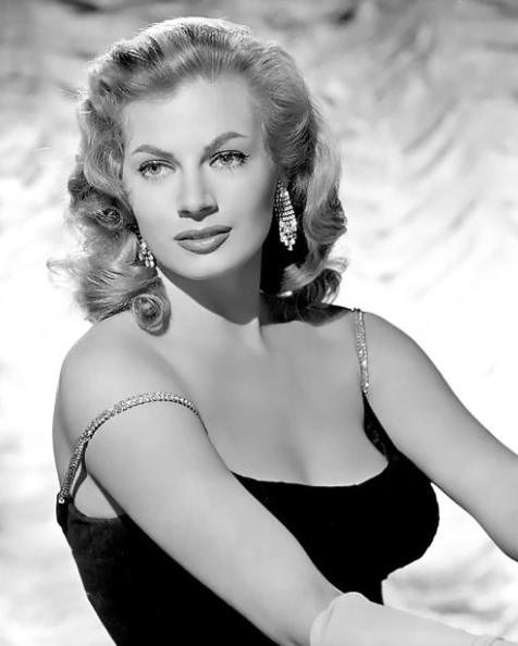 Anita Ekberg was a Swedish actress, model and ...