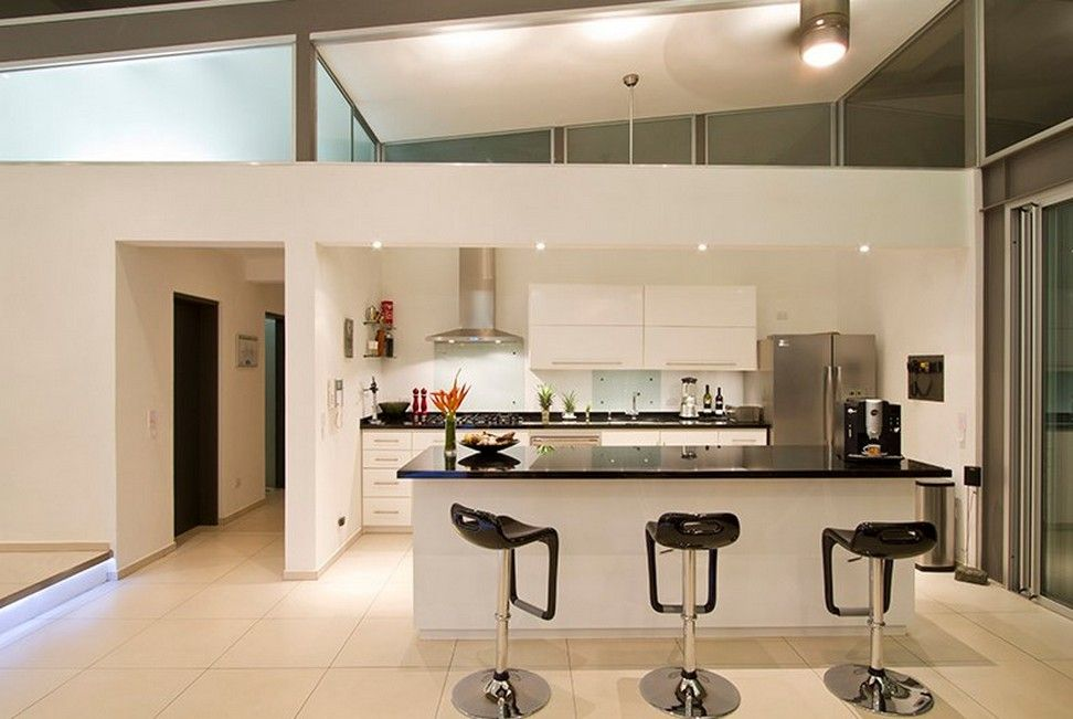 Take A Look At This Photo Modern Kitchen Designs Philippines Photo Kitchen Design Small Minimalist Small Kitchens Kitchen Bar Design