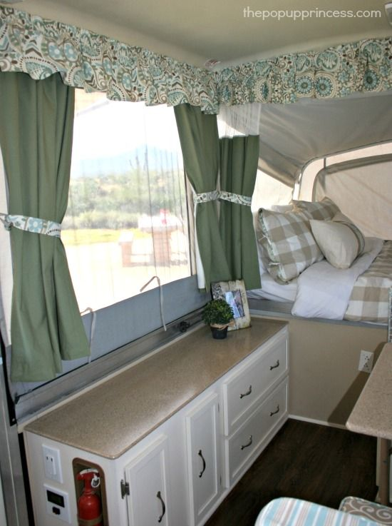 Rv Valance Ideas