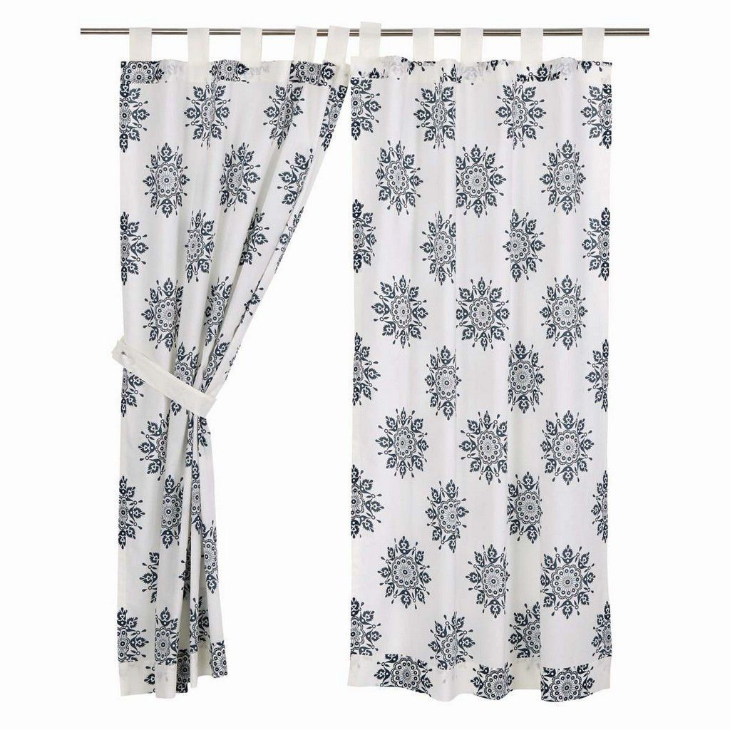 Cool Thermal Curtain Panel Set