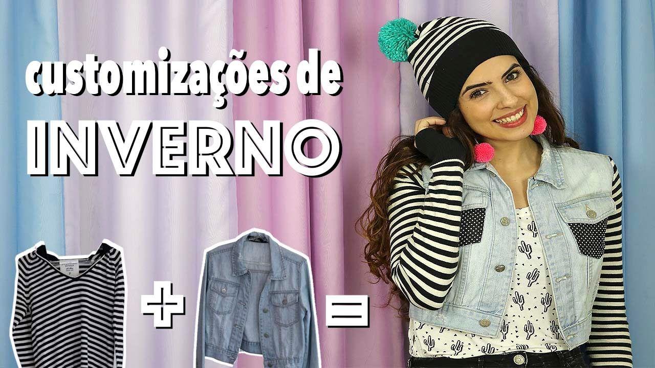 DIYs DE INVERNO #2: JAQUETA, TOUCA, CACHECOL... pra você testar!! Paula ...