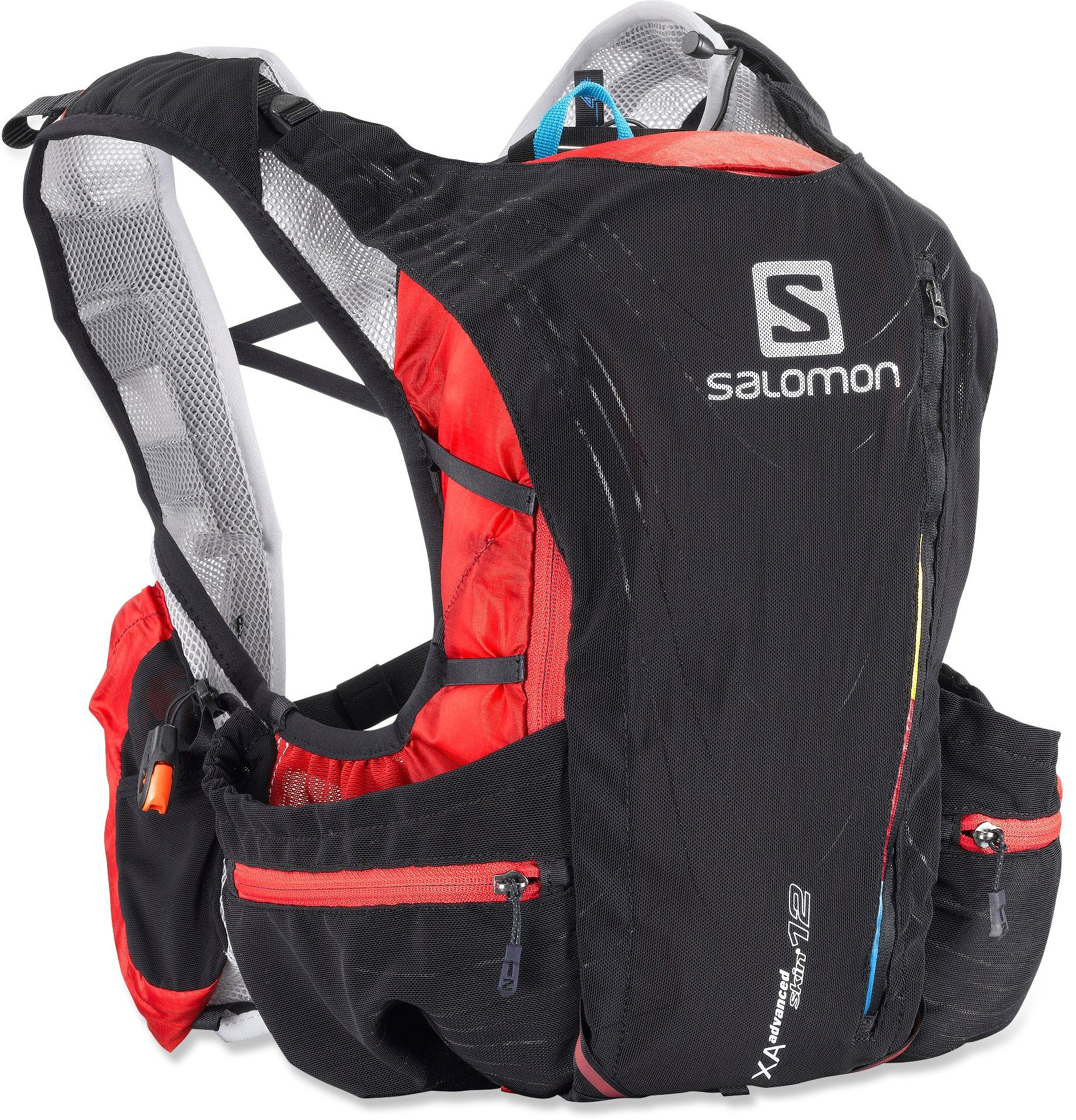 Salomon Advanced Skin S Lab 12 Set Hydration Pack Rei Co Op Running Running Equipment Running Pack