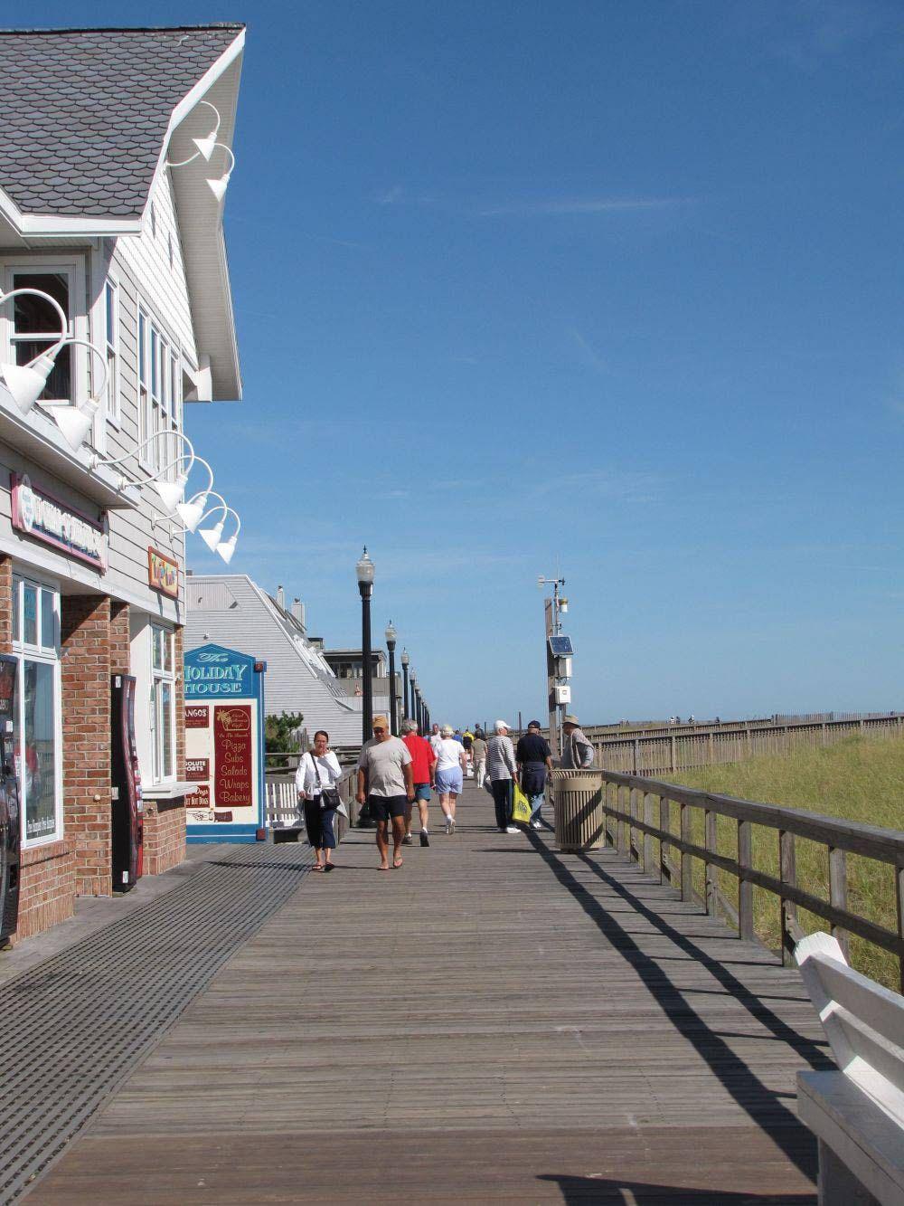 Beach Boardwalk Bethany
