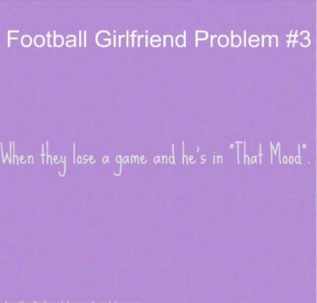 Football Girlfriend Problem #3 | Football girlfriend ...