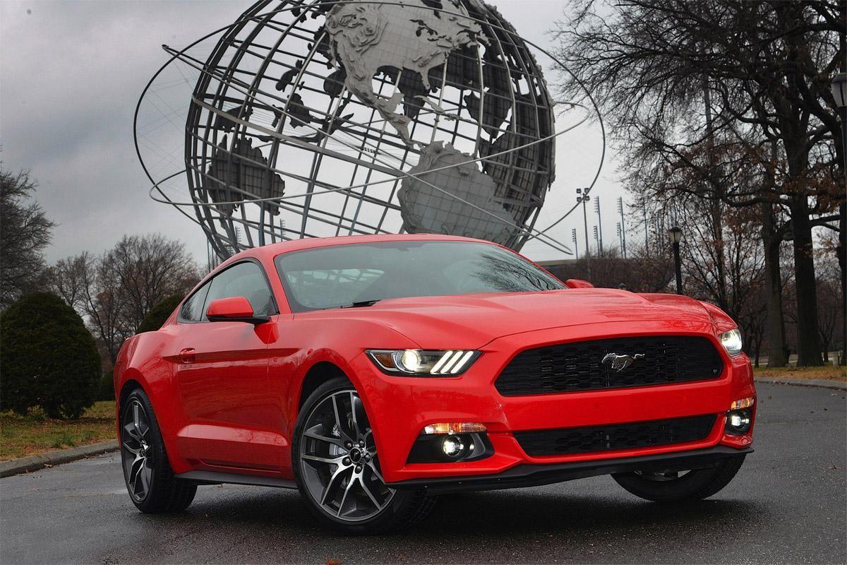 2014 Ford Mustang Ecoboost Horsepower