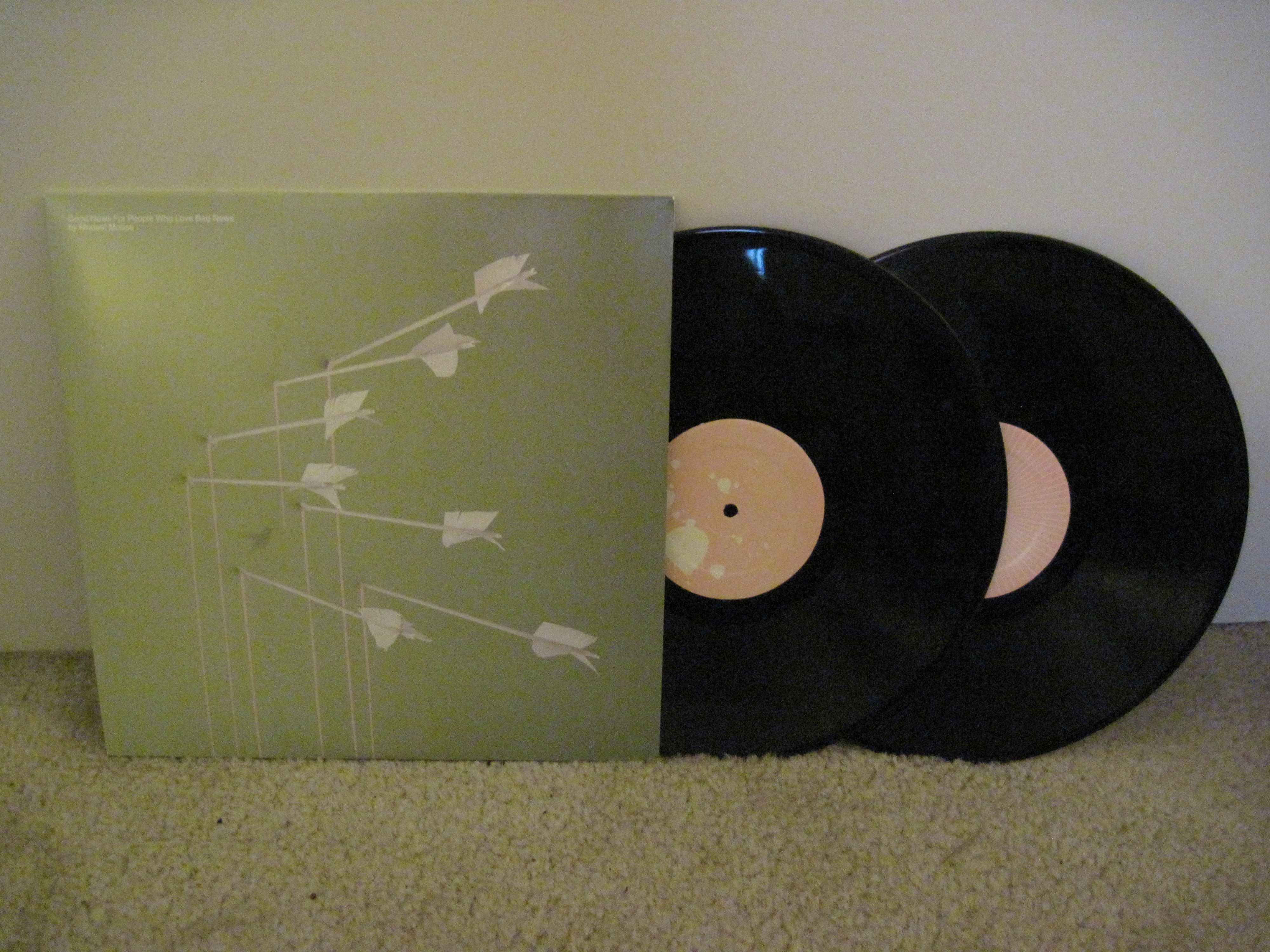 Modest Mouse Good News For People Who Love Bad News Modest Mouse Bad News Vinyl